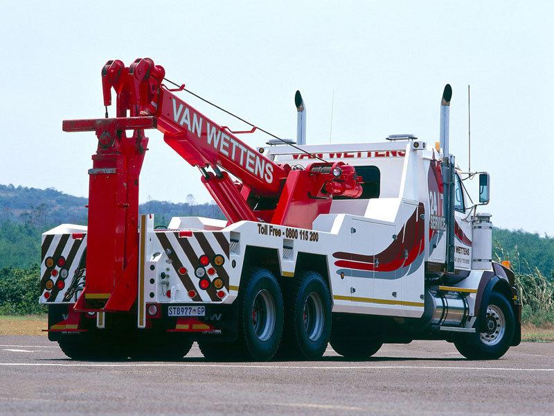 Western Star 4964 SX 6x4 Wrecker