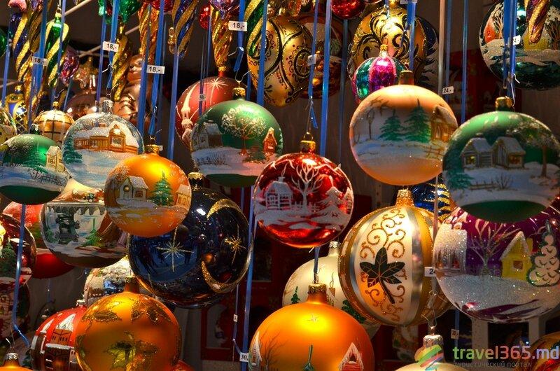 Базель приглашает на грандиозную рождественскую ярмарку
