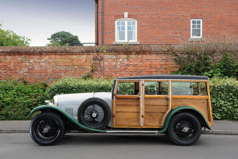 Bentley 3 Litre Shooting Brake by James Young