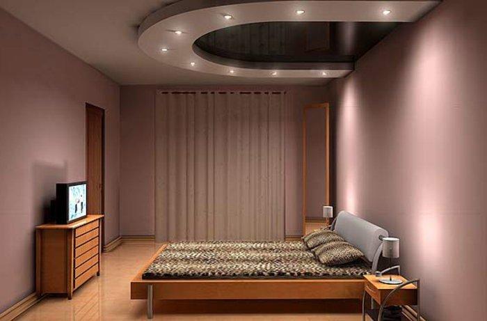 Спальня. Сердце каждого дома. Только здесь можно полностью расслабиться в тишине и покое. Наверное, именно поэтому каждый старается сделать эту комнату как можно более красивой. И если вы находитесь в поиске интересных идей для вашей спальни, то вы попали на нужную страницу. Непрямое освещение в роскошном интерьере Мы покажем вам 48 прекрасных фото освещения в спальне — 68 современных и оригинальных решений. Удивительно, какую большую роль играет освещение в комнате. Этот аспект нуждается в тщательном планировании, потому что после ремонта уже сложно внести какие-то серьезные изменения. Правильное освещение преобразит даже самый унылый интерьер, и сегодня на рынке существует великое разнообразие как видов самого освещения, так и видов ламп (кстати, огромный выбор на суперлюстры.рф), поэтому подбор того, что понравится именно вам, — лишь вопрос времени. Аристократичная люстра в