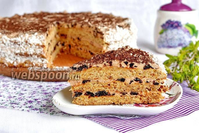 Песочные торты рецепты с фото легкие в приготовлении