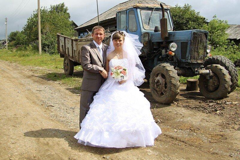 Деревенские невесты покинутые фото