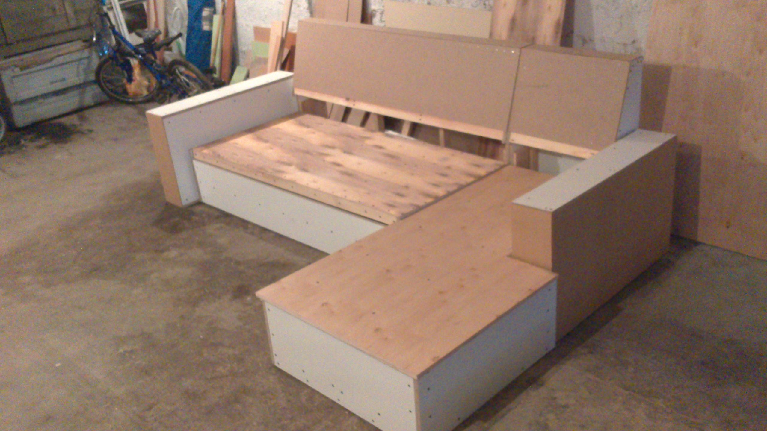 Как сделать мебель из дсп фото 835