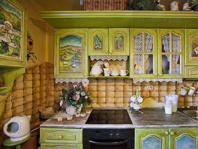 других как обновить кухонный гарнитур своими руками фото часть сотрудников нем