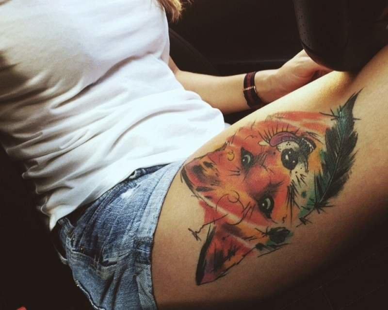 Фото татуировок для девуше
