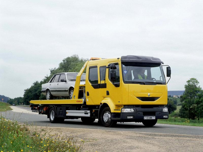 Renault Grua