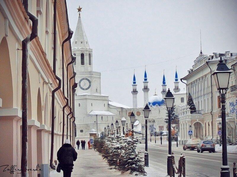 Новогодний тур 2017  в Казань