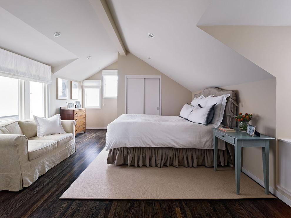 attic children's bedroom