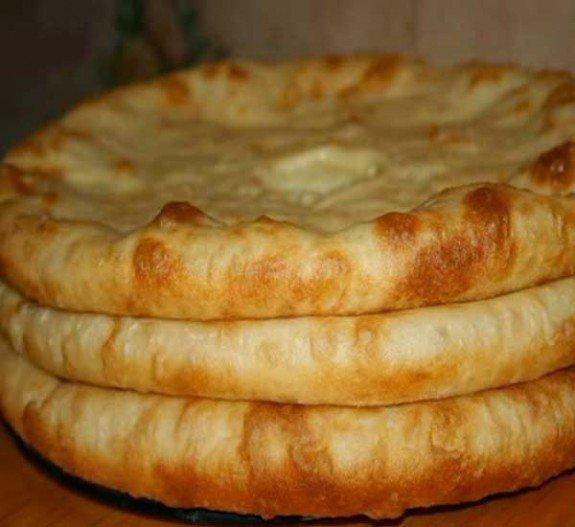 Настоящий осетинский пирог - пошаговый рецепт с фото на 9