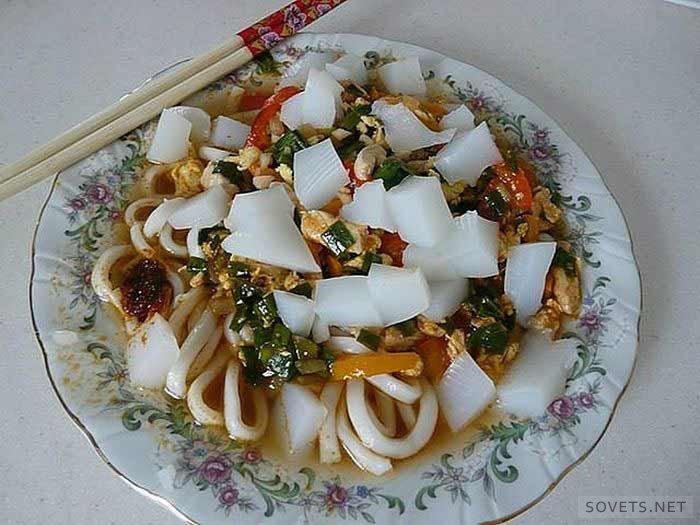 она киргизские салаты рецепты с фото также объясним, как