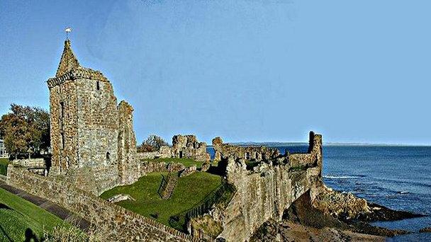 Замок святого Андрея
