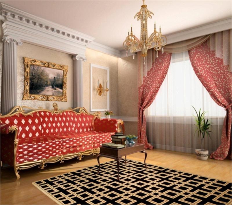 Стиль оформления рококо Мой сайт sibdizainlrn.ru