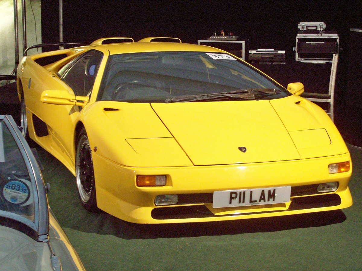 Quot Lamborghini Diablo Quot Card From User Lvv2894 In Yandex