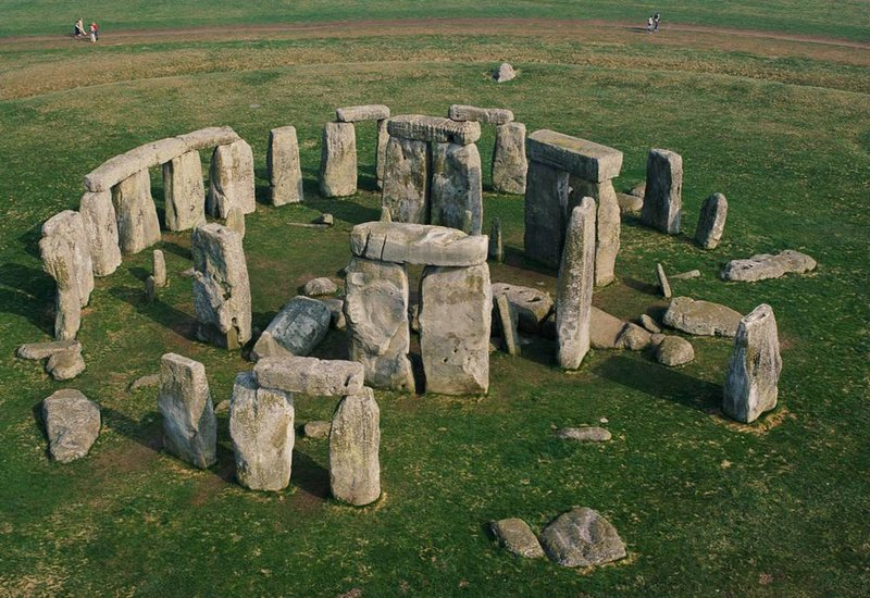 Стоунхендж (Stonehenge) описание и фото. Великобритания: Англия Фото: Стоунхендж