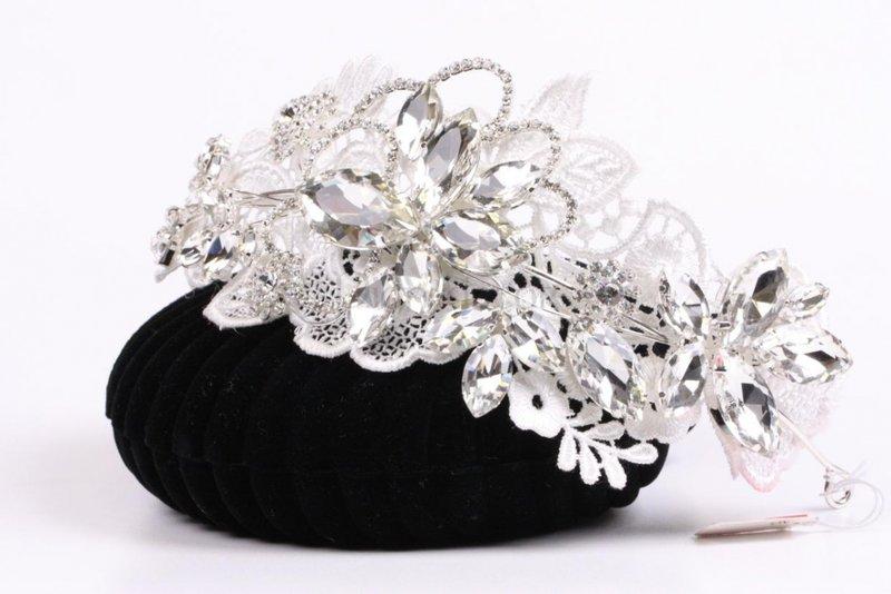 Свадебные украшения для волос: где купить? Можно ли сделать украшения для прически невесты своими руками? Обручи, диадемы, шпильки, гребни и другие аксессуары для волос невесты — фото и обзор.