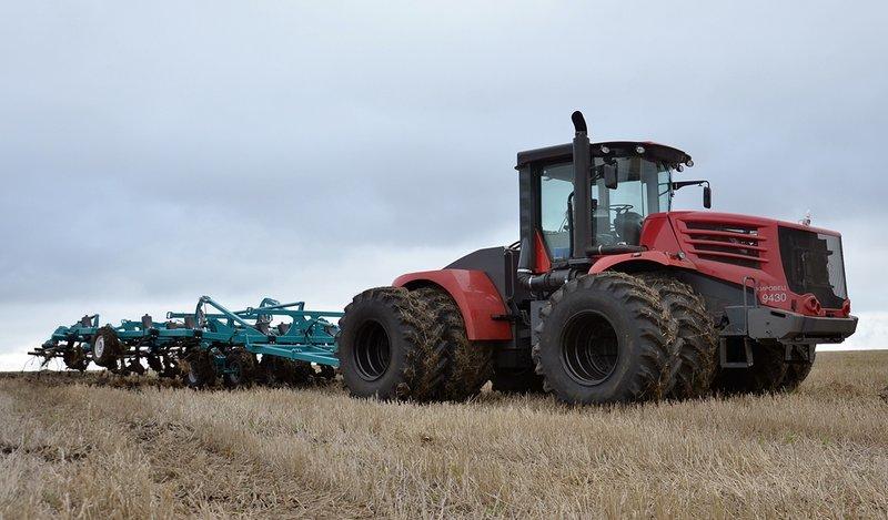 Тракторы Кировец К 9000 — машины мирового уровня — Мотор БИ