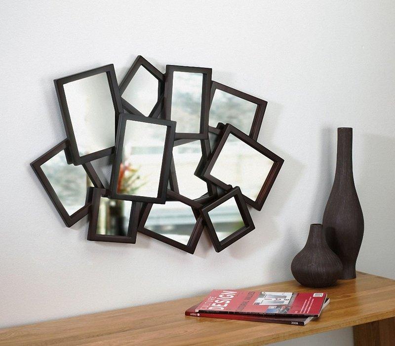 Декор зеркала дизайн - Как использовать зеркало в современном интерьере