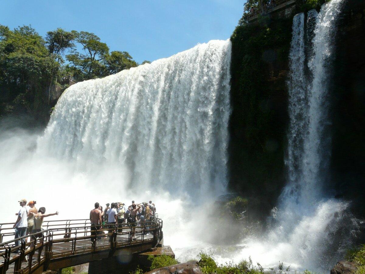 все фото топ самых больших водопадов мира картинки днем работника