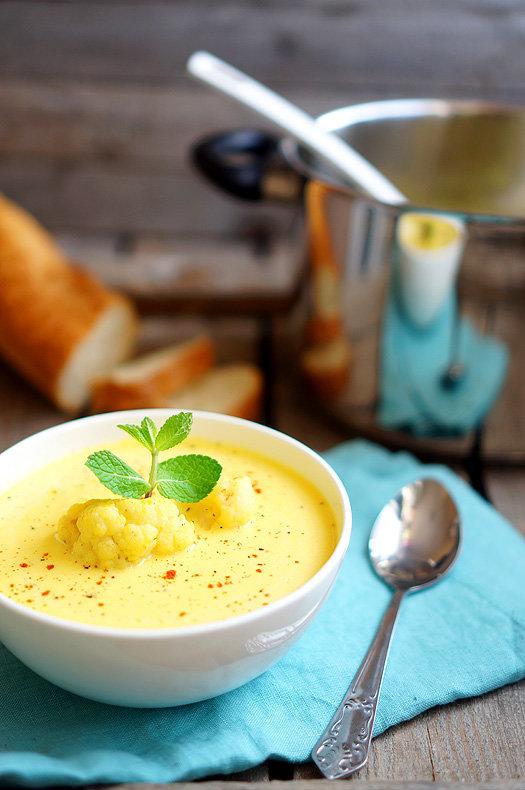 рецепт цветная капуста диета