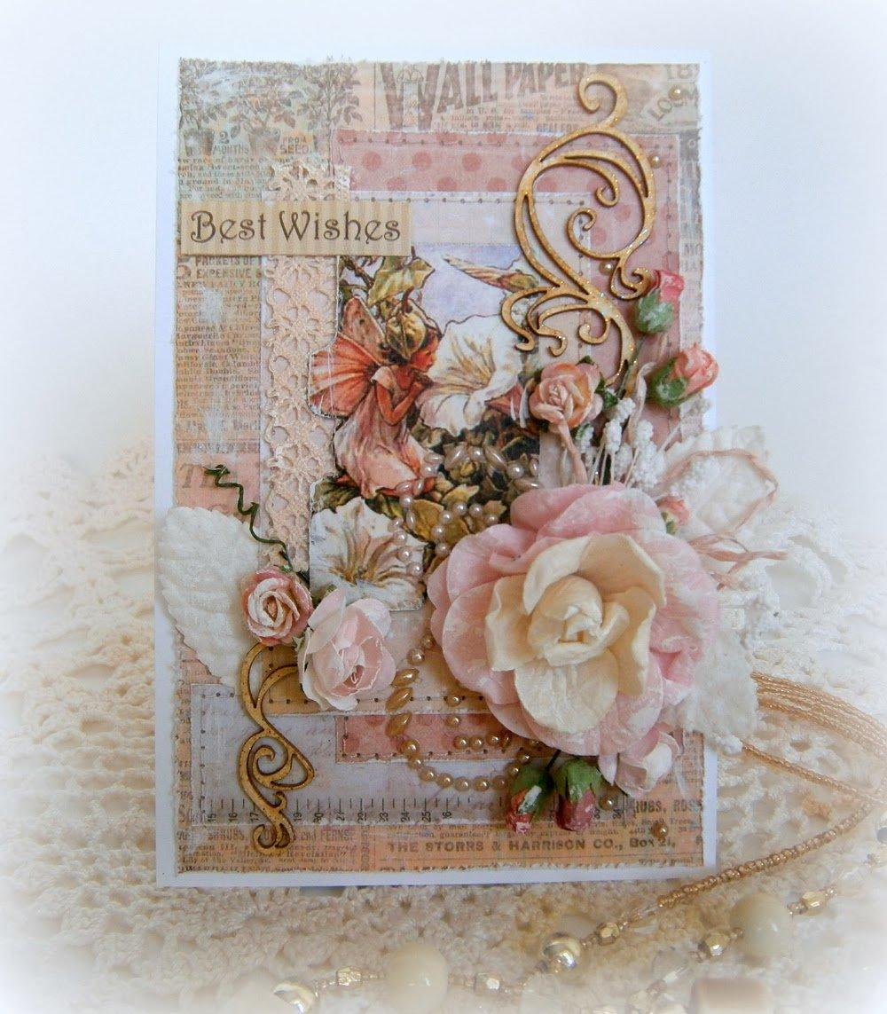 открытки в стиле скрапбукинг на день рождения помощи омбре