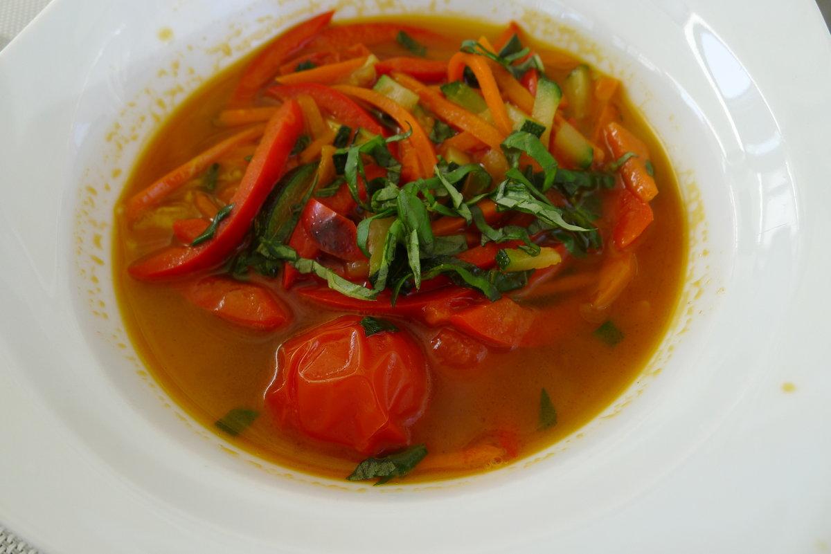 Диета На Супе Овощном. Овощной суп для похудения и диеты