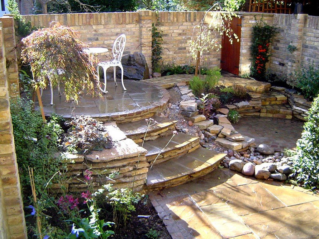 Wonderful Garden Rocks Homebase Garden Design Ideas