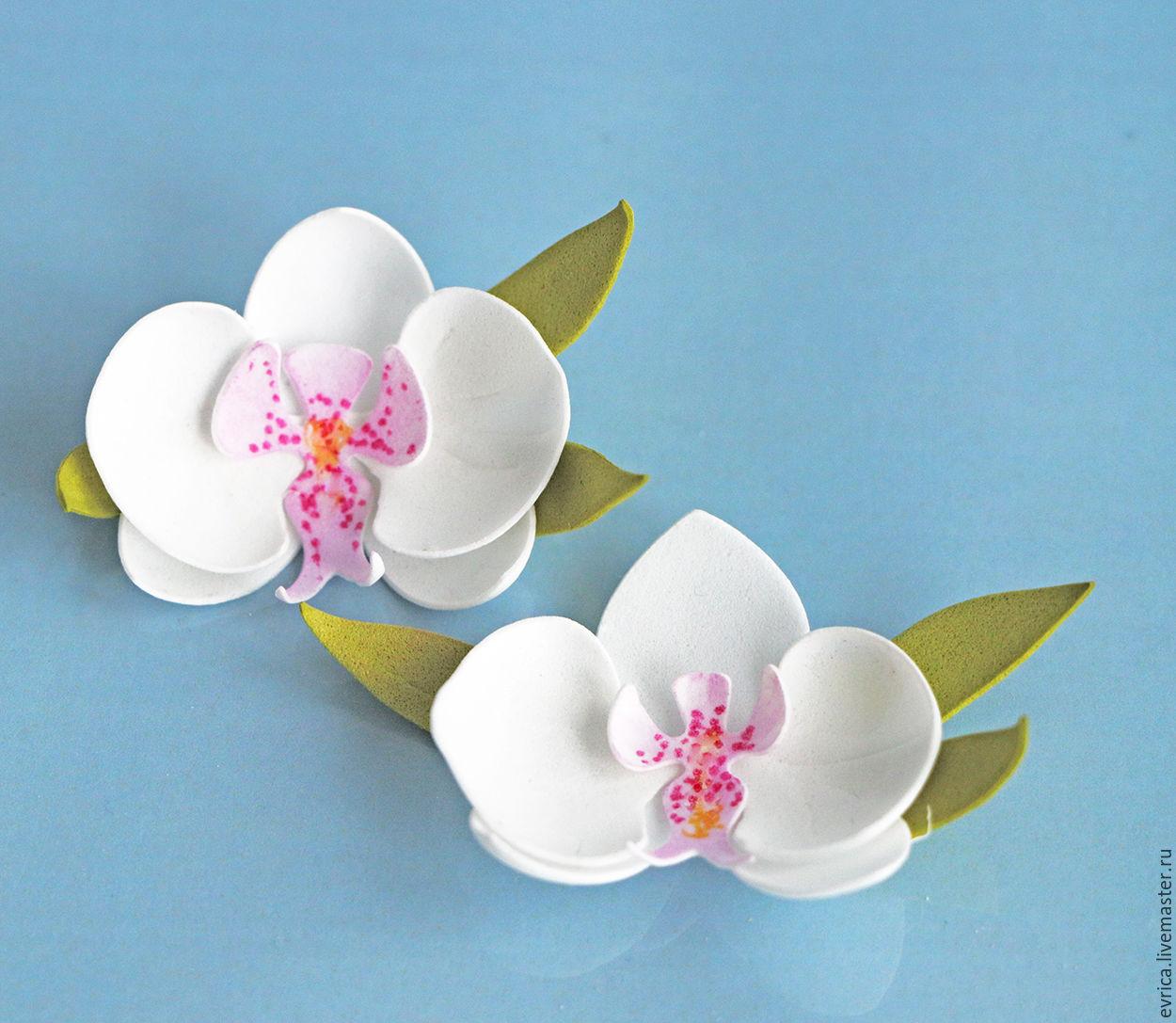 Цветы из фоамирана для открытки с 452