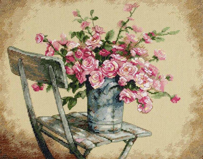 Картинки для вышивания крестиком красивые