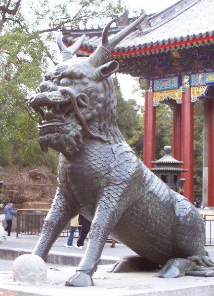 Летний Императорский дворец (Ихэюань)