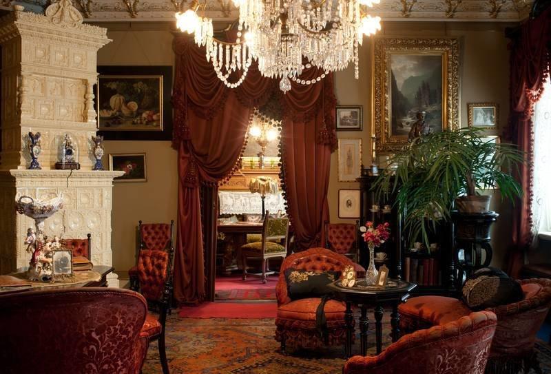 Викторианский стиль в интерьере  Изысканный викторианский стиль, который сформировался во второй половине XIX века в годы царствования английской короле...