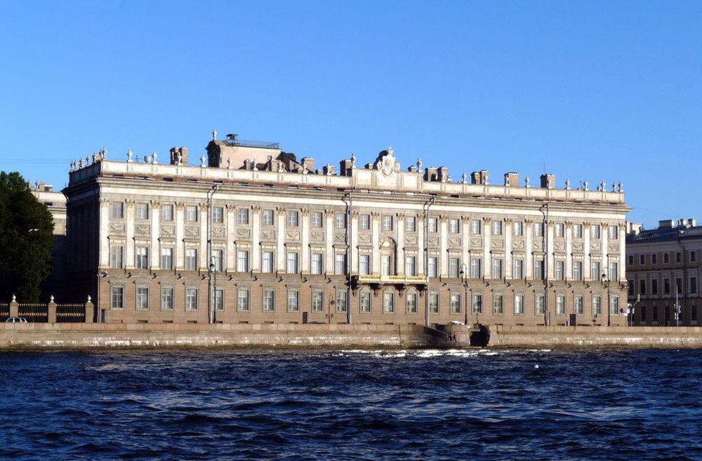 Мраморный дворец экскурсии
