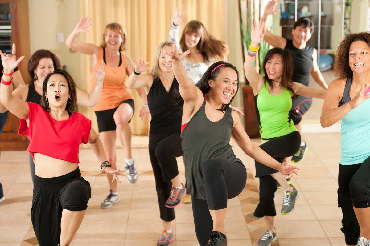 Танцы Фитнес Для Похудения. Танцы для сжигания жира видео уроки