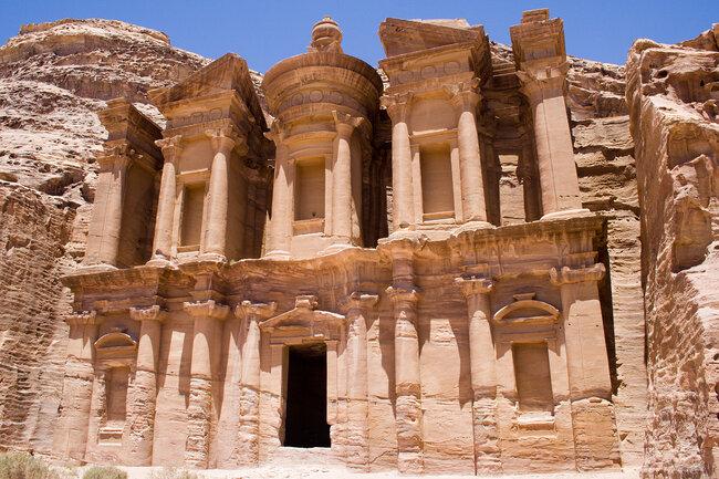 Древний город Петра, Петра/Вади-Муса, Иордания