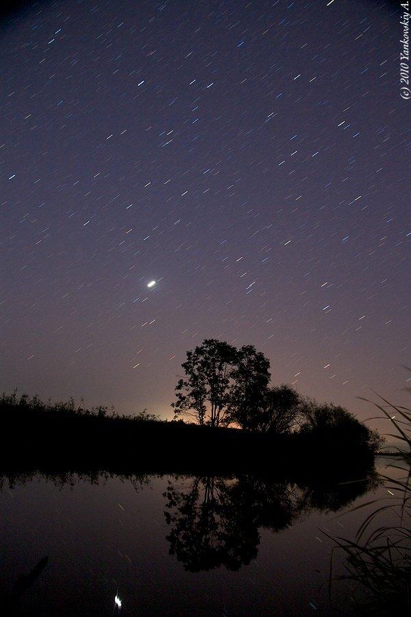 картинки звездопад над озером весной инструмента