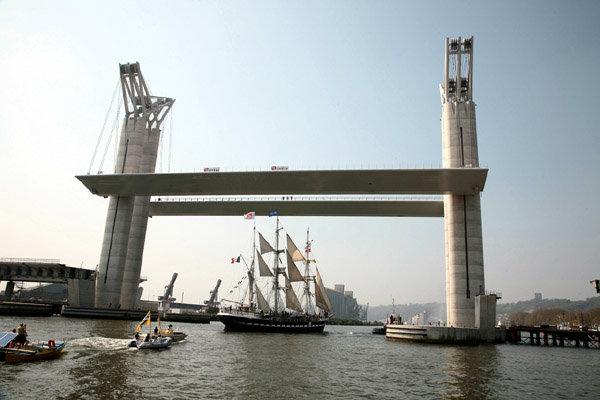 Мост Гюстава Флобера.