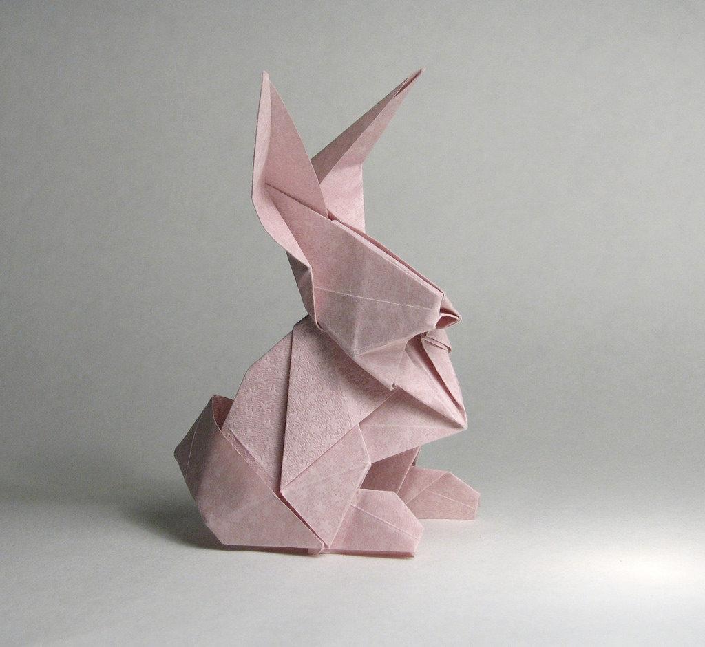 Картинка фигурки из оригами