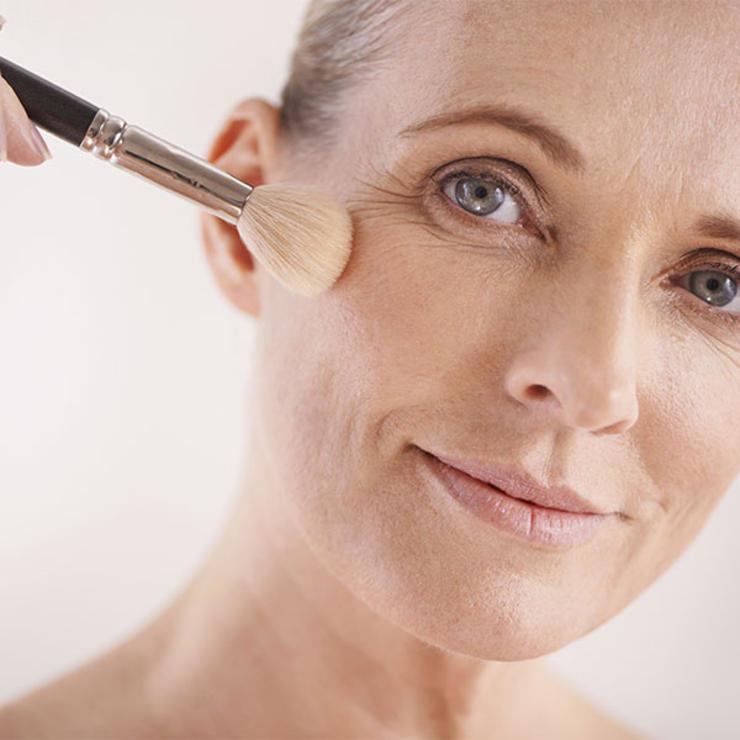 кнопку 6 главных особенностей возрастного макияжа бой года Макгрегор