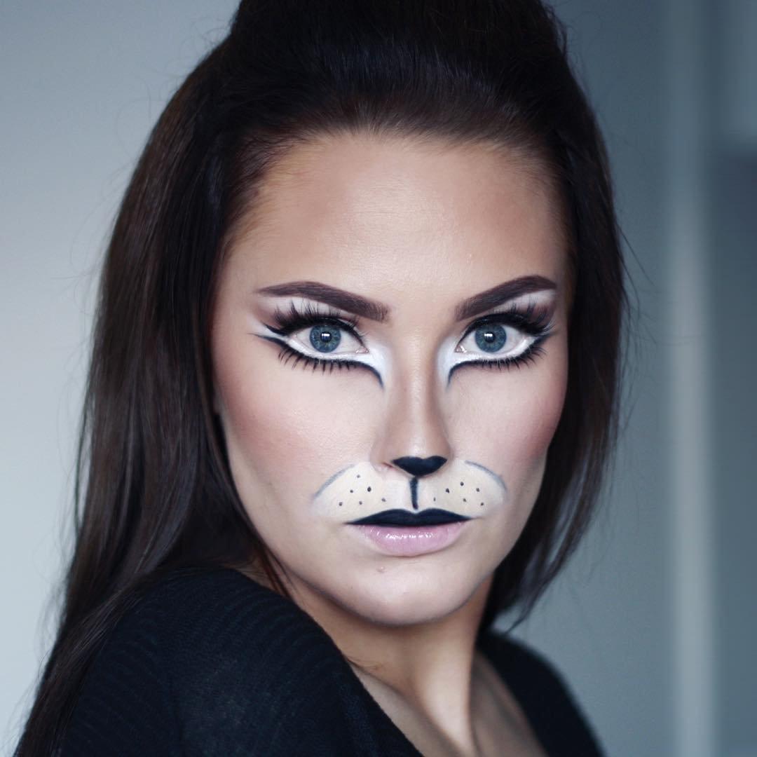 макияж для кошки картинки колоса зерна заболеванием