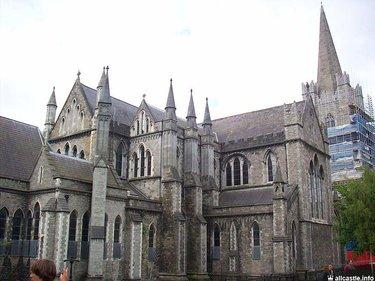 собор святого патрика дублин