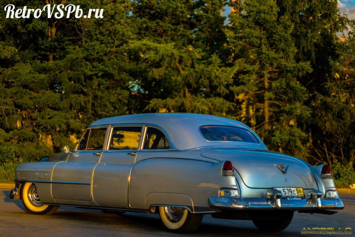 1951 Cadillac Fleetwood Kod Sedan
