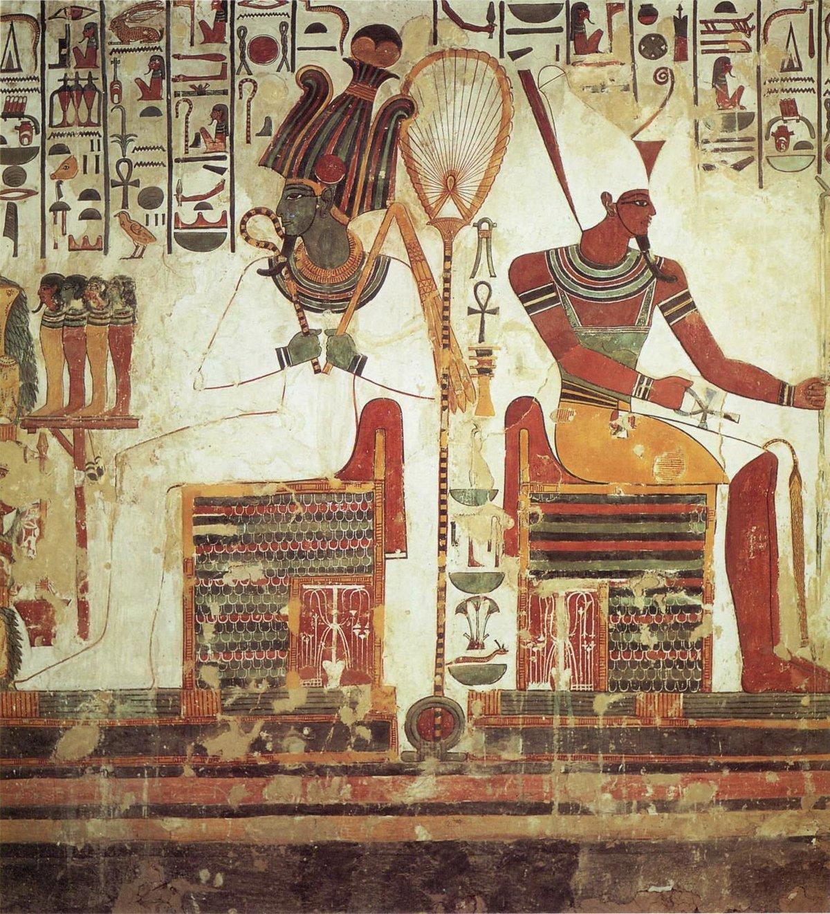 картинки египта атум барбье