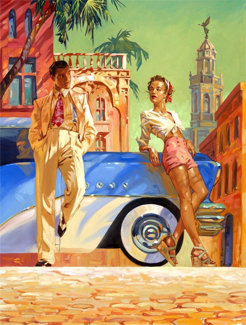 Куба открытки, рисунки лягушки