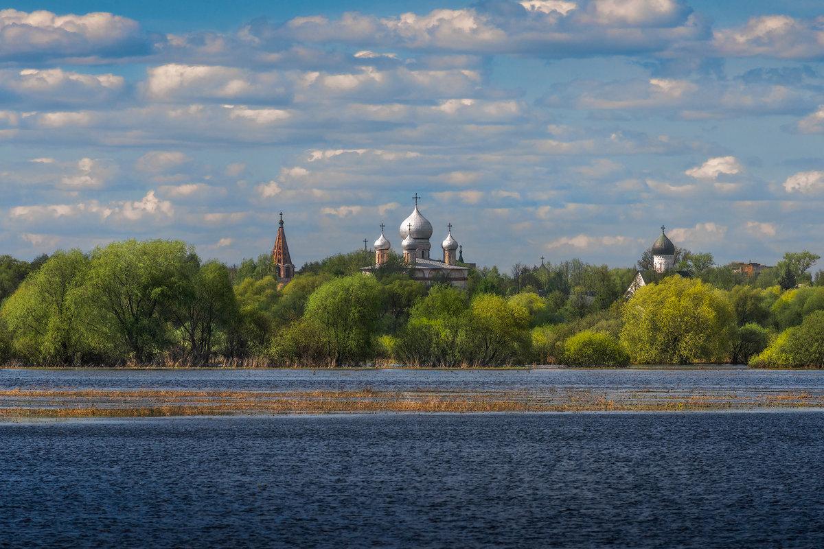 демократичную обои великом новгороде фото строение