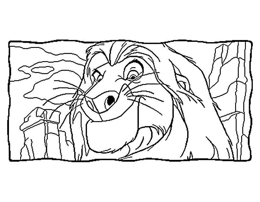 «Раскраски Король Лев» — карточка пользователя Илья Л. в ...