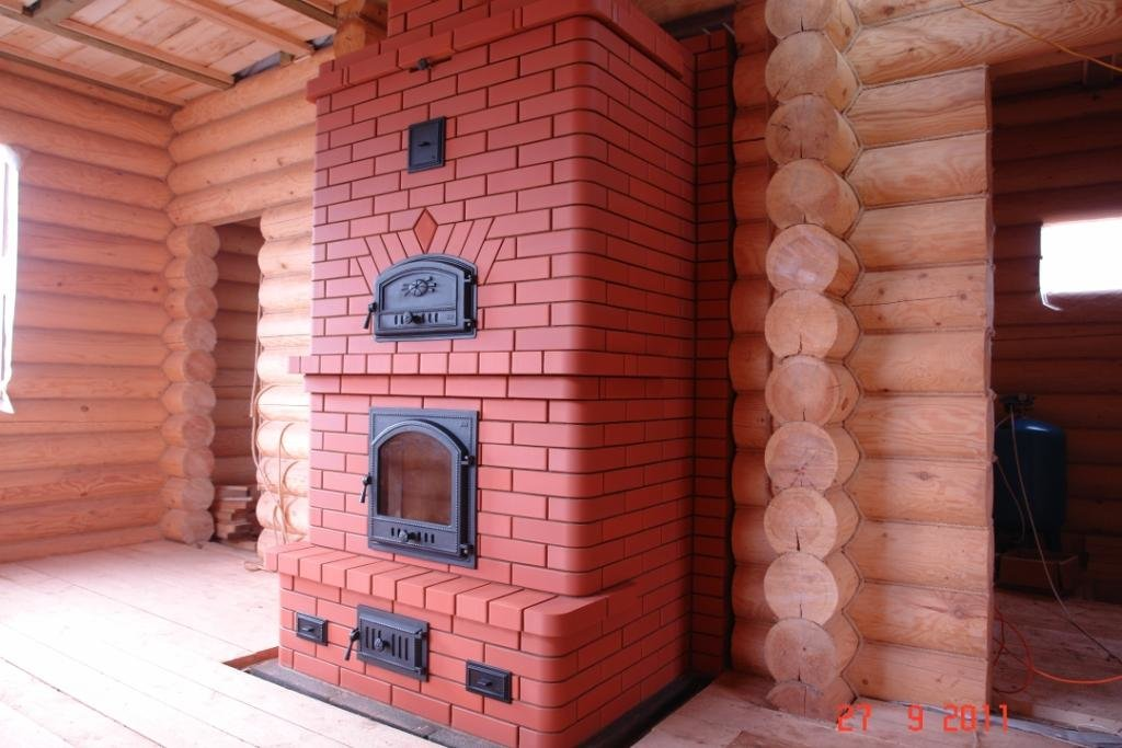 дом с печью кузнецова