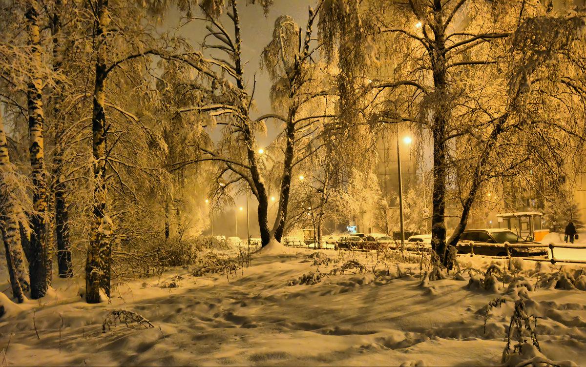 хотя картинки зима в нашем городе театральную