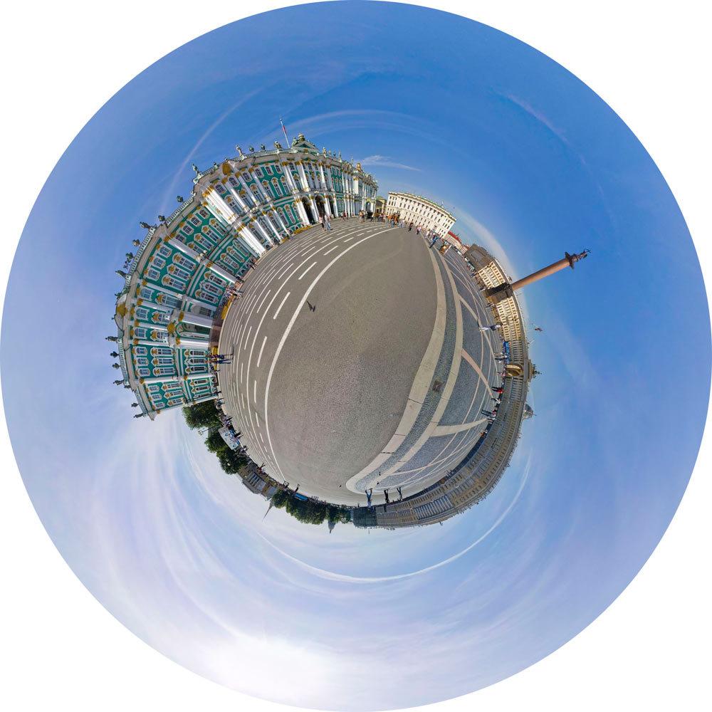 фото круглая панорама это многофункциональная