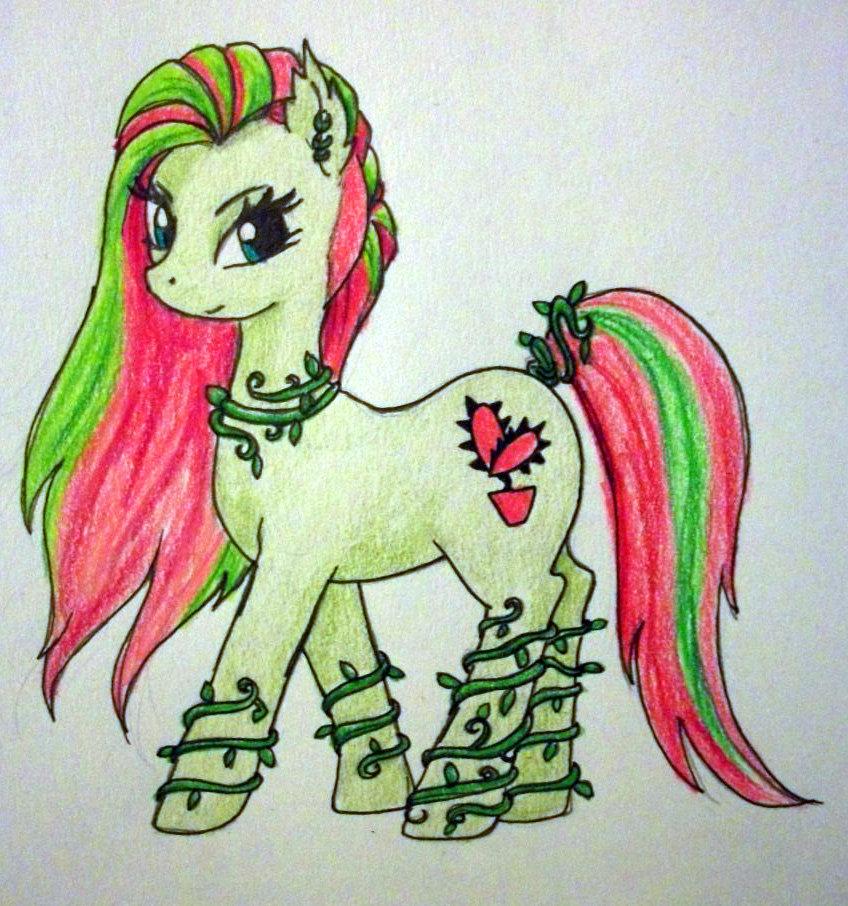 Картинки май литл пони для срисовки цветные