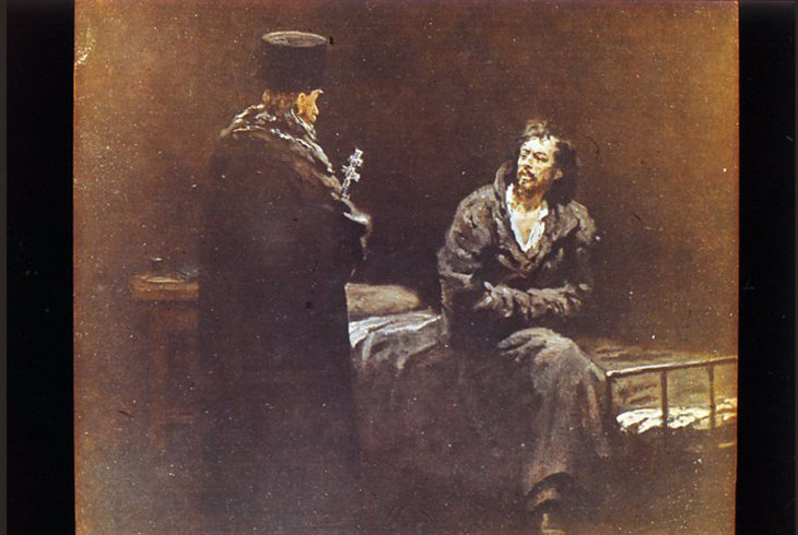 Народники в картинах художников