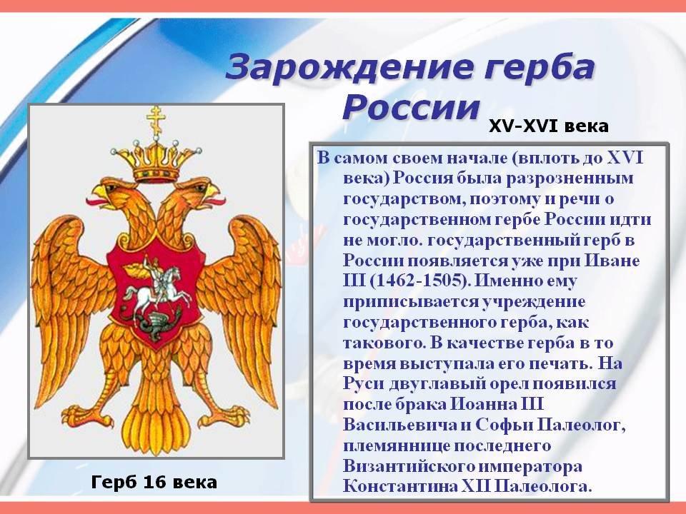 качественные современный герб россии история и символика типовые рисунки